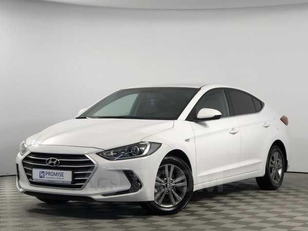 Hyundai Elantra, 2017 год, 1 103 050 руб.