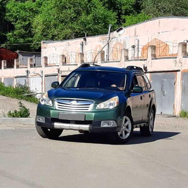Subaru Outback, 2011 год, 1 025 000 руб.