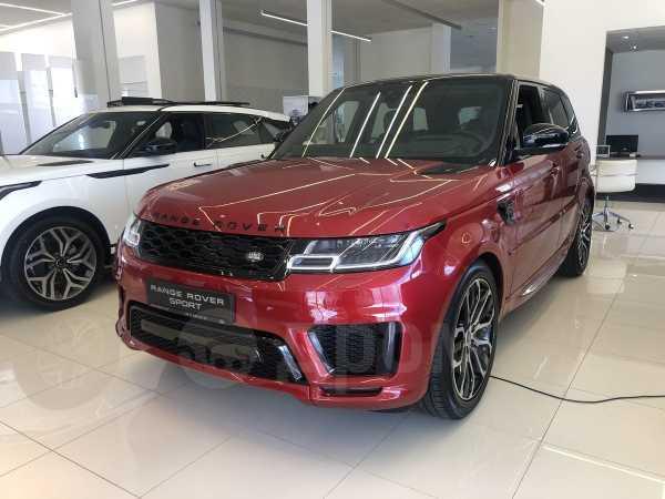 Land Rover Range Rover Sport, 2019 год, 8 710 000 руб.