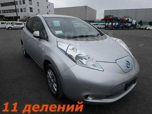Nissan Leaf, 2014 год, 545 000 руб.