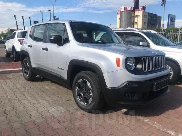 Jeep Renegade, 2018 год, 1 704 000 руб.
