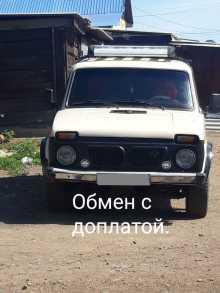 Забайкальск 4x4 2121 Нива 1995
