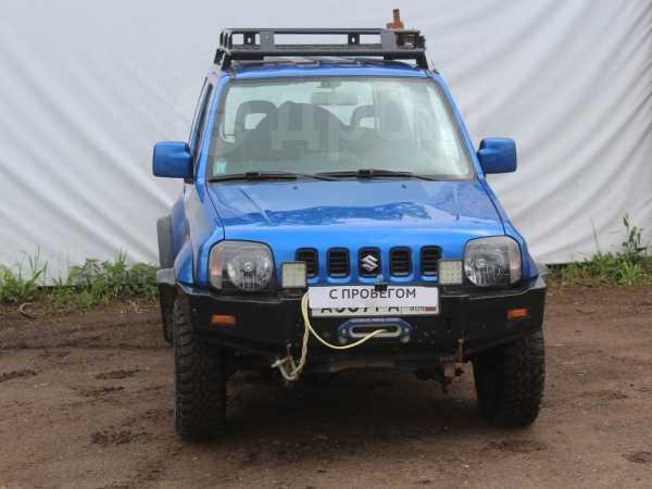 Suzuki Jimny, 2007 год, 442 700 руб.