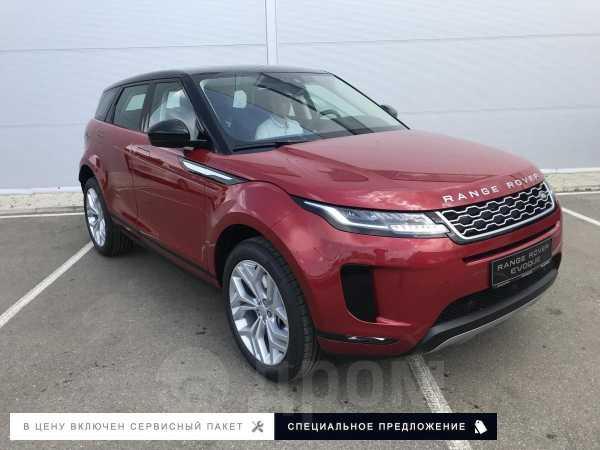 Land Rover Range Rover Evoque, 2019 год, 3 801 000 руб.