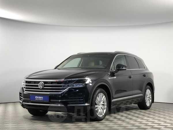 Volkswagen Touareg, 2018 год, 4 450 000 руб.