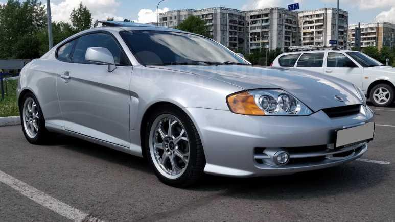 Hyundai Tuscani, 2002 год, 350 000 руб.
