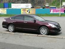Находка Nissan Teana 2012
