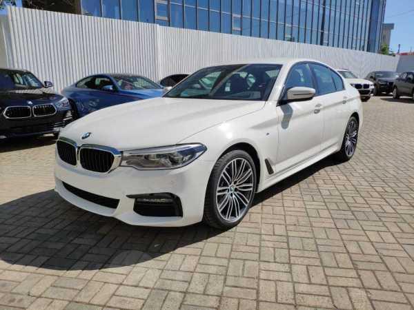 BMW 5-Series, 2019 год, 4 080 000 руб.
