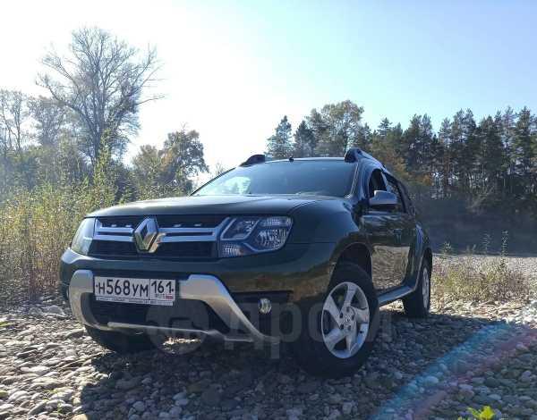 Renault Duster, 2015 год, 700 000 руб.