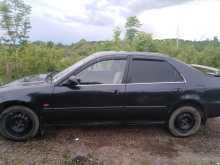 Таежное Civic 1993