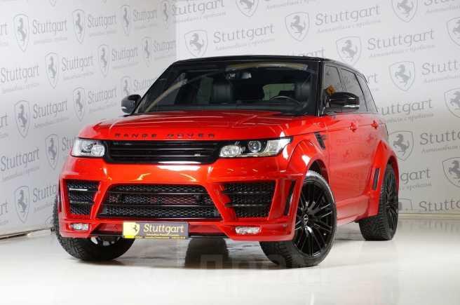 Land Rover Range Rover Sport, 2015 год, 4 400 000 руб.