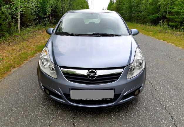 Opel Corsa, 2007 год, 235 000 руб.
