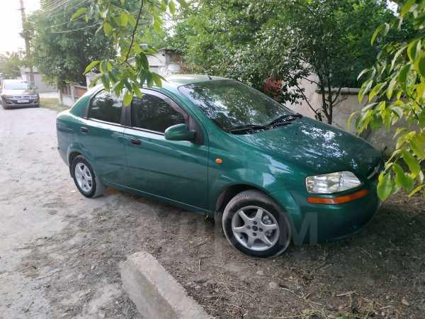Chevrolet Aveo, 2004 год, 205 000 руб.