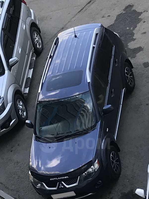 Mitsubishi Outlander, 2008 год, 719 000 руб.