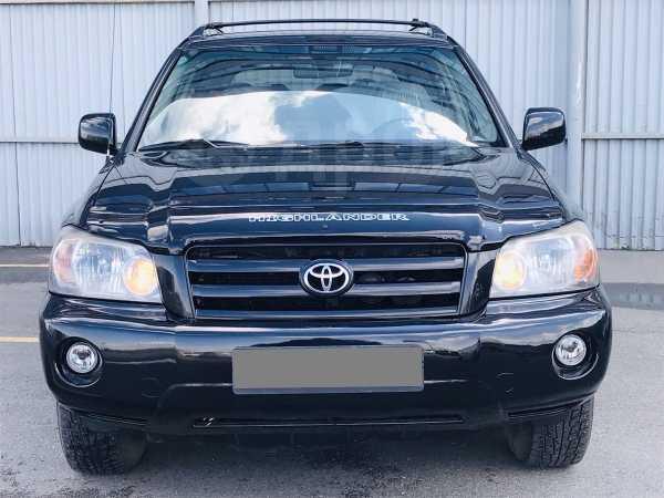 Toyota Highlander, 2004 год, 729 000 руб.