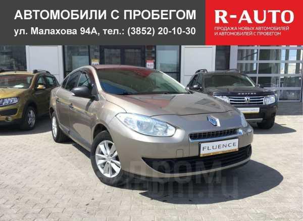 Renault Fluence, 2012 год, 427 000 руб.
