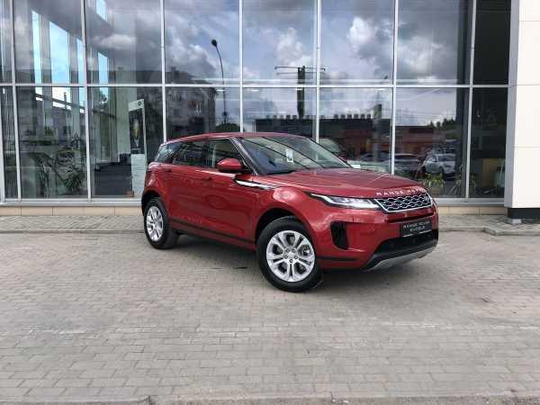 Land Rover Range Rover Evoque, 2019 год, 3 852 000 руб.