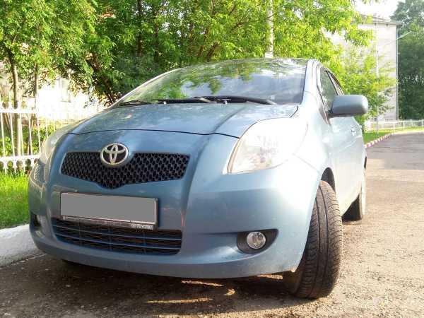 Toyota Yaris, 2006 год, 309 000 руб.