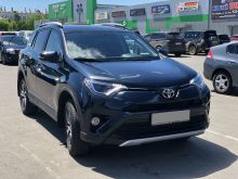 Хабаровск Toyota RAV4 2017