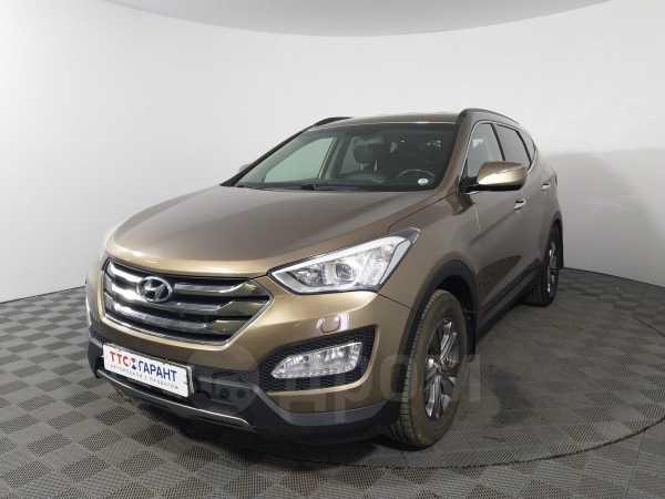 Hyundai Santa Fe, 2012 год, 962 850 руб.