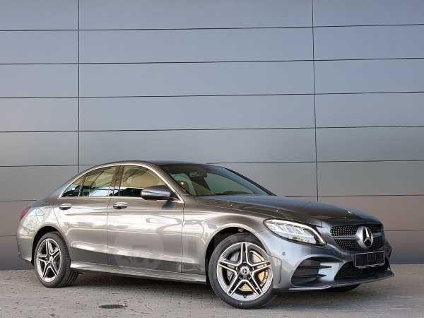 Mercedes-Benz C-Class, 2019 год, 2 439 693 руб.
