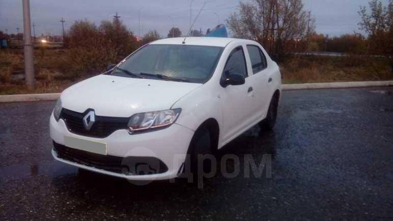 Renault Logan, 2015 год, 255 000 руб.