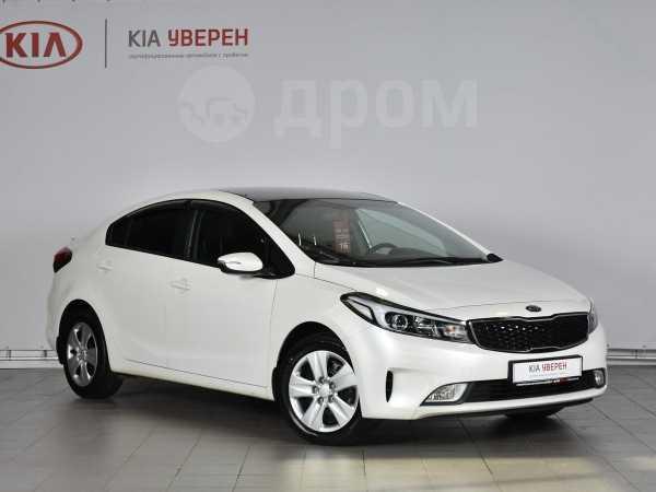 Kia Cerato, 2018 год, 1 040 000 руб.
