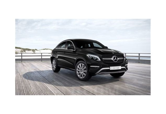 Mercedes-Benz GLE Coupe, 2019 год, 6 938 535 руб.