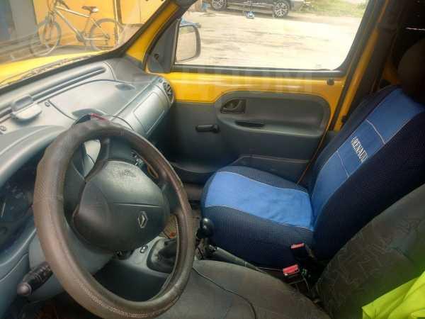 Renault Kangoo, 2000 год, 130 000 руб.