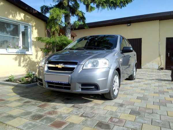 Chevrolet Aveo, 2011 год, 299 000 руб.