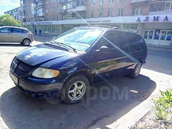 Dodge Grand Caravan, 2002 год, 385 000 руб.