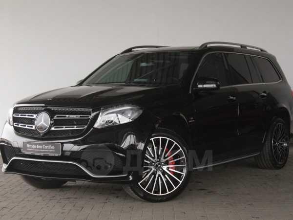 Mercedes-Benz GLS-Class, 2017 год, 6 750 000 руб.