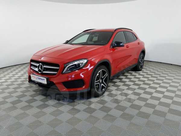 Mercedes-Benz GLA-Class, 2016 год, 1 686 000 руб.