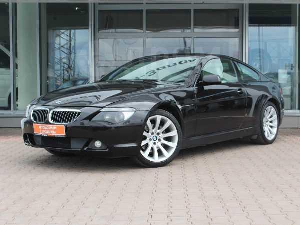 BMW 6-Series, 2007 год, 624 000 руб.