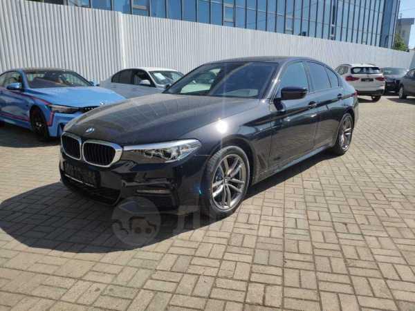 BMW 5-Series, 2019 год, 3 460 000 руб.