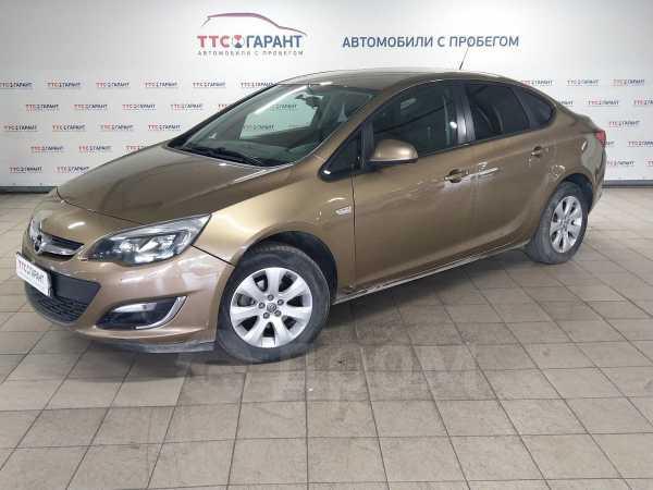 Opel Astra, 2013 год, 479 600 руб.
