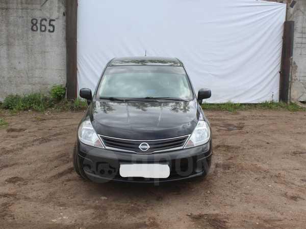 Nissan Tiida, 2010 год, 322 200 руб.