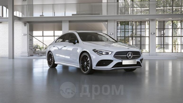 Mercedes-Benz CLA-Class, 2019 год, 2 657 150 руб.