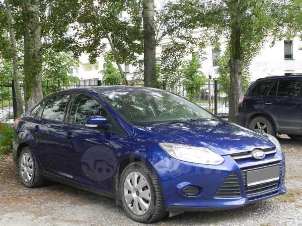 Ford Focus, 2014 год, 486 000 руб.