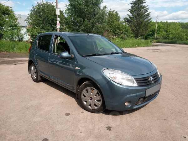Renault Sandero, 2011 год, 365 000 руб.