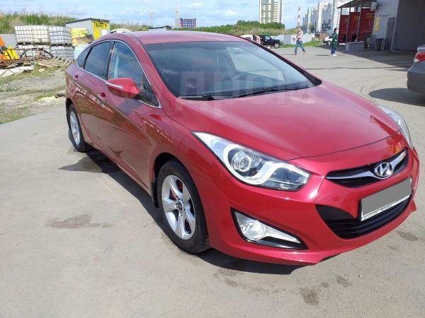 Hyundai i40, 2015 год, 849 000 руб.