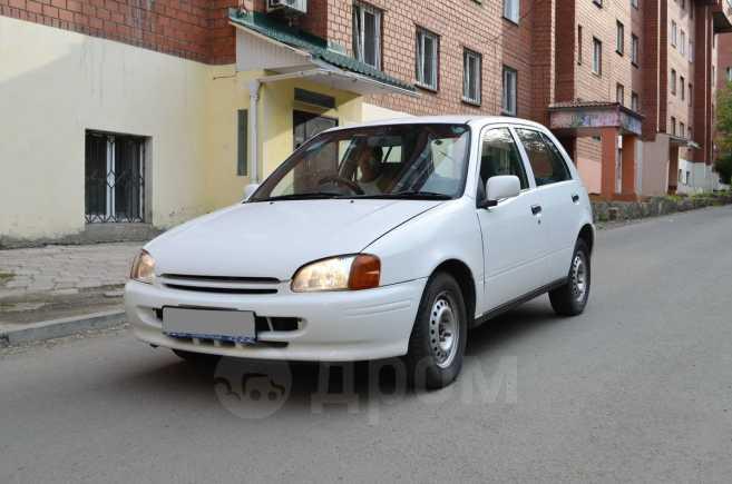 Toyota Starlet, 1998 год, 135 000 руб.