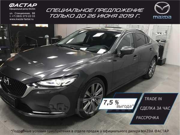 Mazda Mazda6, 2019 год, 1 729 000 руб.