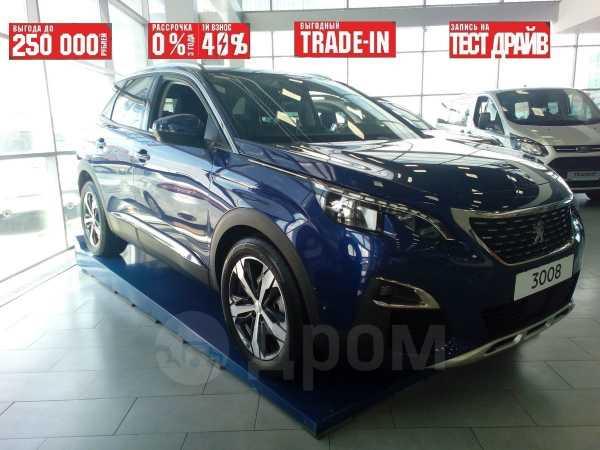 Peugeot 3008, 2018 год, 1 856 000 руб.