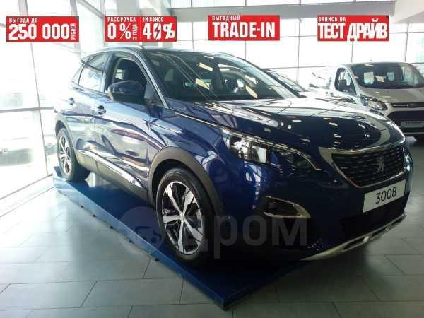 Peugeot 3008, 2018 год, 1 906 000 руб.