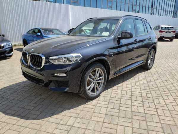 BMW X3, 2019 год, 3 250 000 руб.