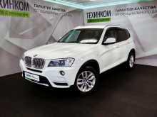 BMW X3, 2013 г., Москва