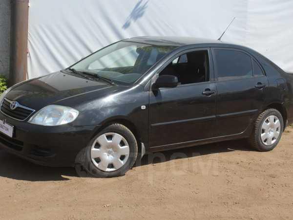 Toyota Corolla, 2006 год, 313 300 руб.