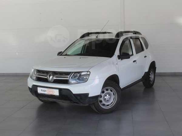 Renault Duster, 2016 год, 670 000 руб.