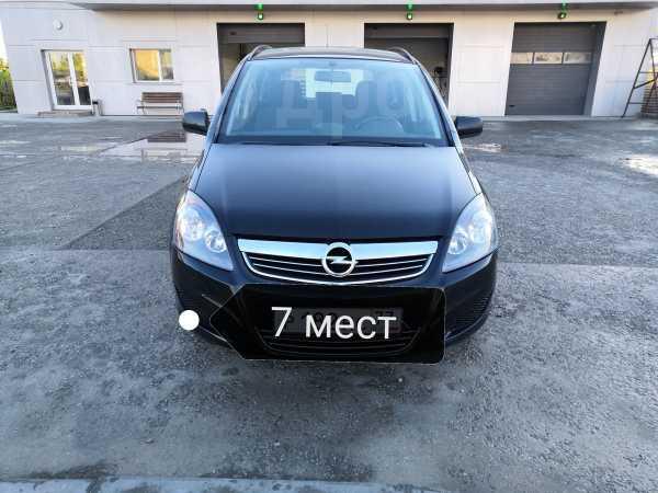 Opel Zafira, 2012 год, 565 000 руб.